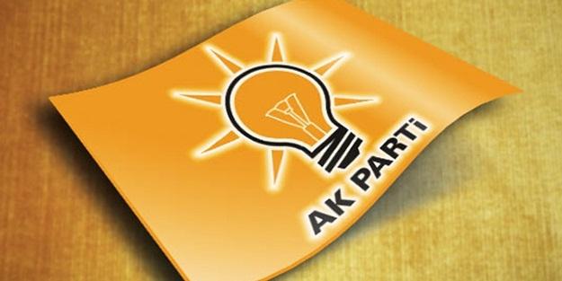 AK Parti son dakika MYK listesi belli oldu!