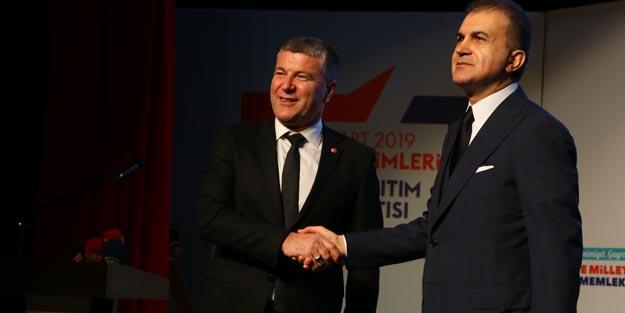 AK Parti Sözcüsü Çelik'ten CHP'ye 'diktatör' eleştirisi: Genel başkanlarına baksınlar