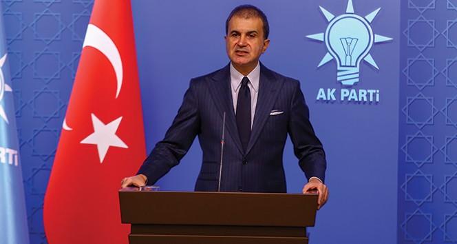 AK Parti Sözcüsü Çelik'ten KKTC'de Kur'an kurslarının kapatılması kararına tepki!