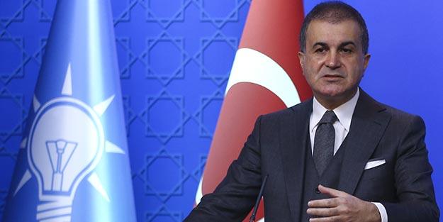 AK Parti Sözcüsü Ömer Çelik: İmamoğlu'nun yaptığı istismardır, saygısızlıktır