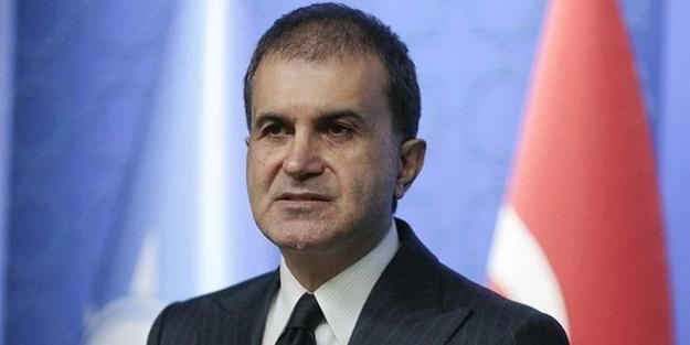 AK Parti Sözcüsü Ömer Çelik'ten Ayasofya açıklaması