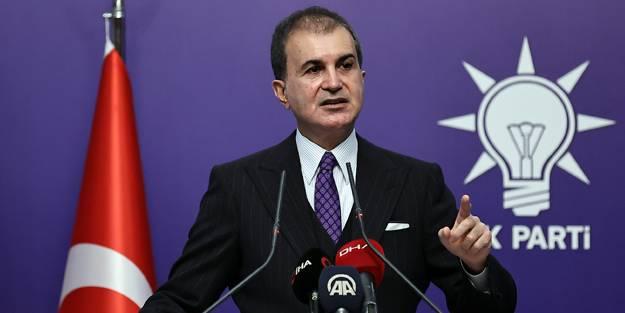 AK Parti'den HDP il binasına yönelik saldırıya kınama