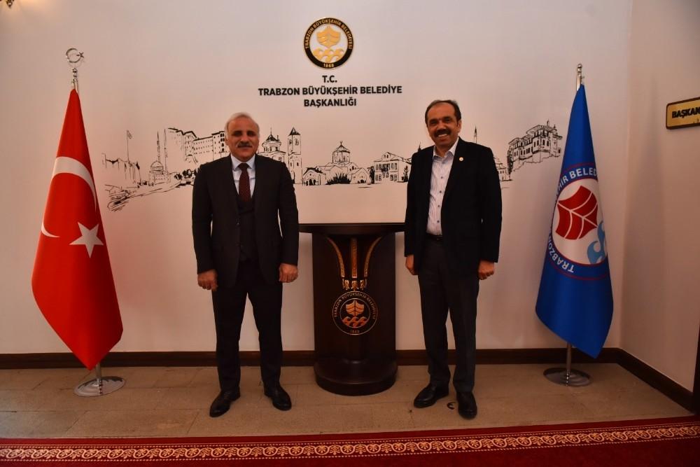 AK Parti Trabzon Milletvekili Muhammed Balta: