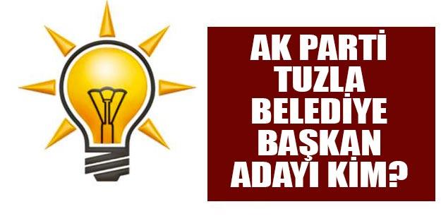 AK Parti Tuzla belediye başkan adayı 2019