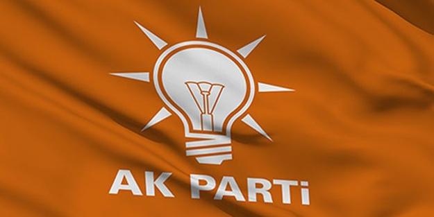 AK Parti tüzüğündeki 9 madde değişti