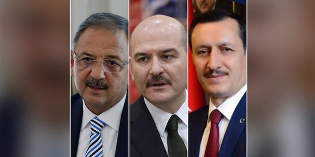 AK Parti'de Ankara için 4 isim!