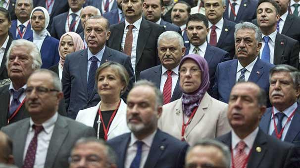AK Parti'de Başbakan Binali Yıldırım'a yeni unvan