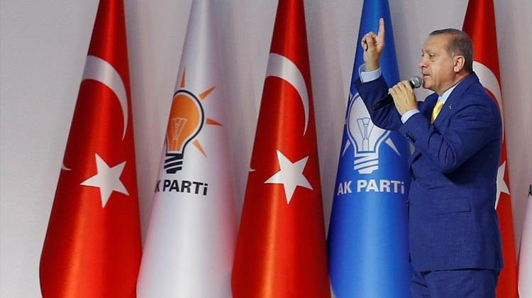 AK Parti'de çifte tarama! Cumhurbaşkanı Erdoğan'a iletildi