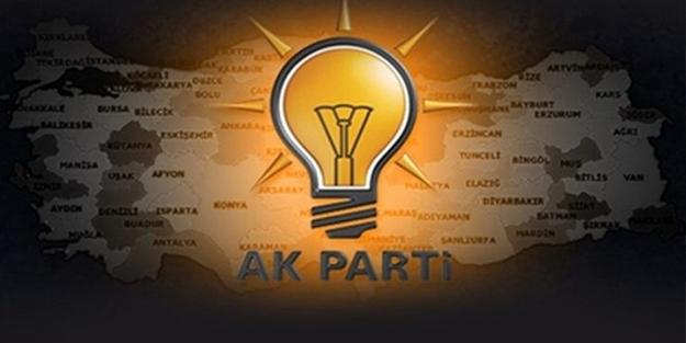 AK Parti'de flaş istifa! Görevini bıraktığını duyurdu