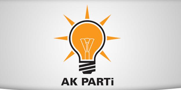 AK Parti'de iki başkan istifa etti