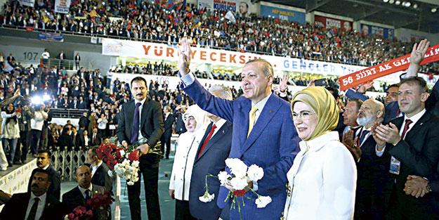 AK Parti'de ikinci Erdoğan dönemi
