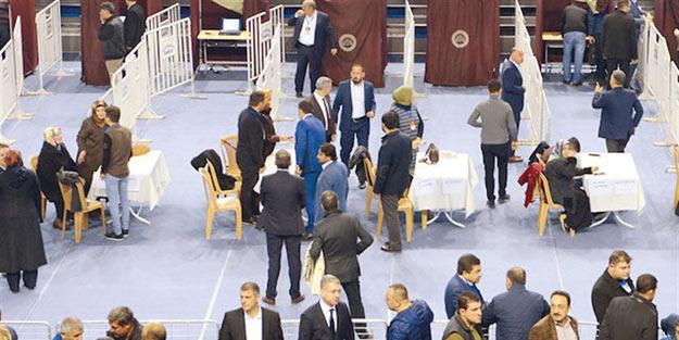 AK Parti'de seçim heyecanı! 10 milyon üye sandığa gidiyor