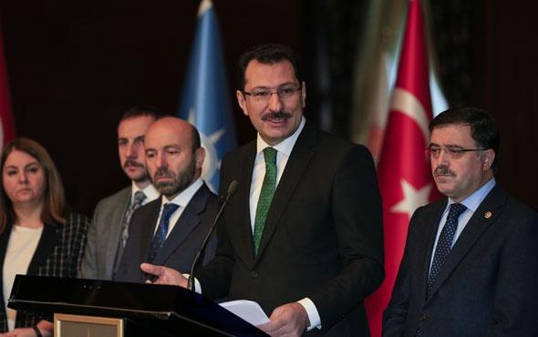 AK Parti'de temayül yoklamasının tarihi açıklandı!