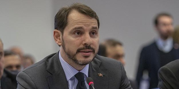 AK Parti'den Berat Albayrak açıklaması