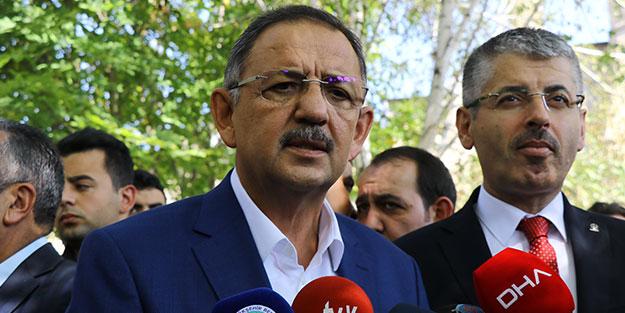 AK Parti'den çok konuşulacak deprem açıklaması!