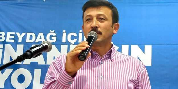 AK Parti'den Ermenistan'a sert tepki