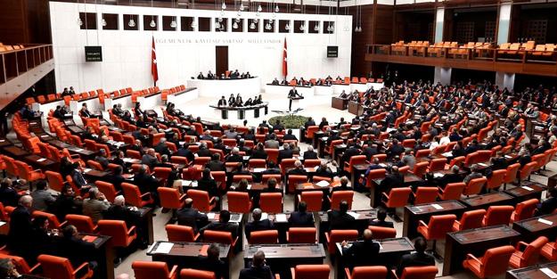 AK Parti: Teklifi TBMM Başkanlığına sunduk
