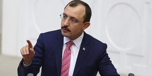 AK Parti'den İmamoğlu'na çok sert tepki: Müfterisin yalancısın!