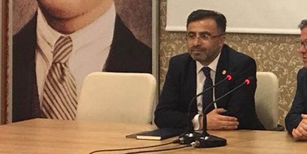 AK Parti'den istifa eden isim yeni parti için tarih verdi