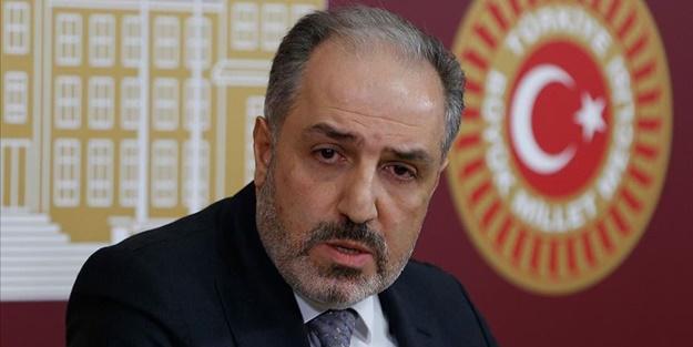 AK Parti'den istifa eden Mustafa Yeneroğlu'ndan yeni parti sorusuna cevap