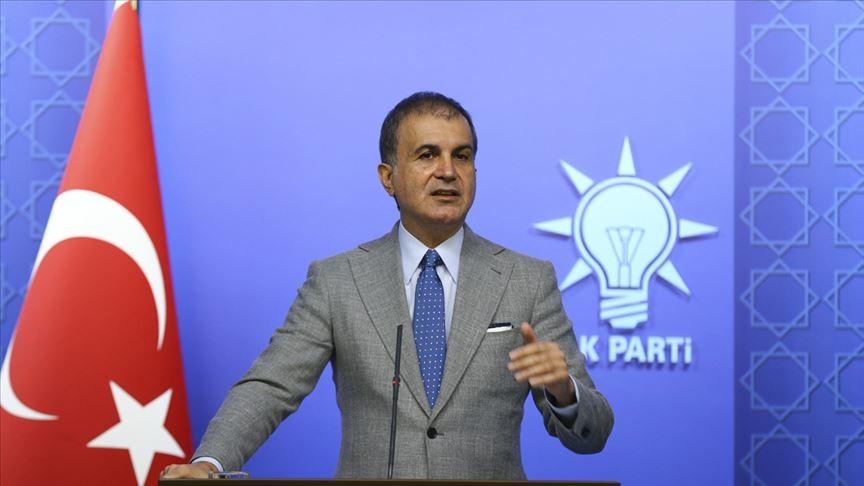 AK Parti'den 'Kaz Dağları' açıklaması!