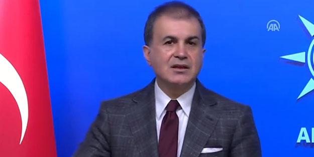 """AK Parti'den Trump'a çok sert tepki! """"Provokasyon devam ediyor"""""""