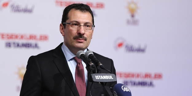AK Parti'den YSK'ya ek dilekçe ile yeni başvuru