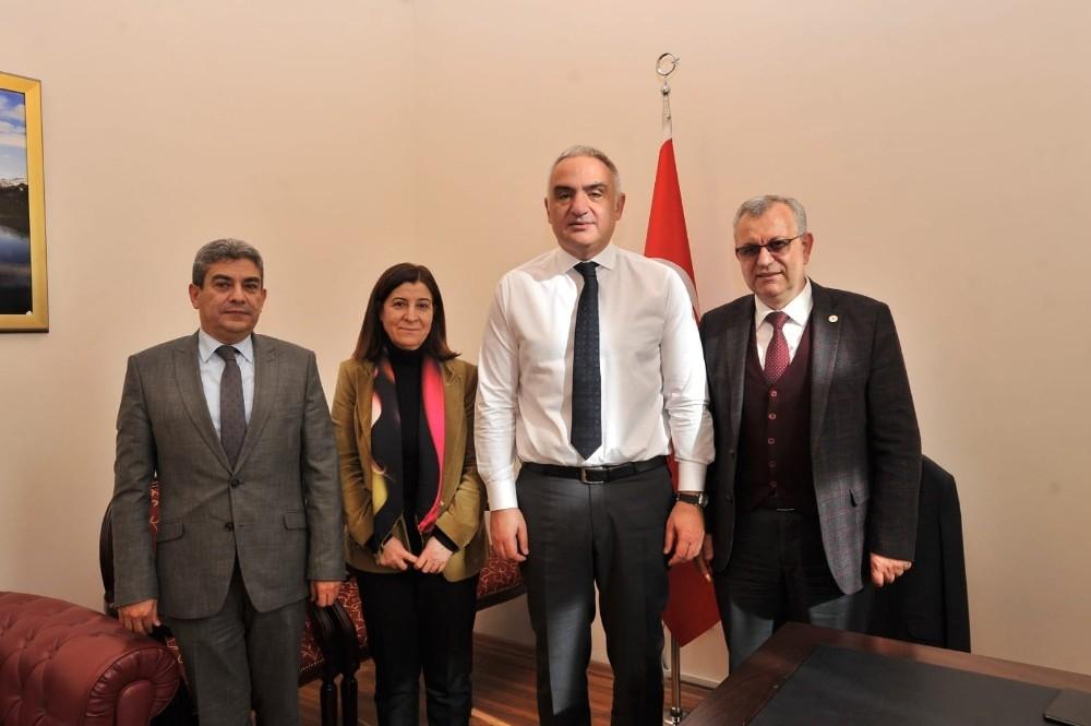 """AK Partili Aksal: """"Edirne, Türkiye'de kültür turizminin öncü şehirlerinden biri olacaktır"""""""