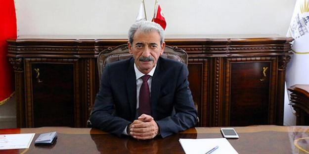AK Partili başkan görevinden istifa etti