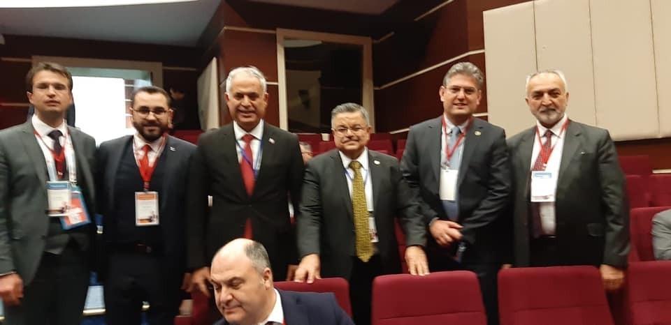 AK Partili belediye başkanlarından Ankara çıkarması