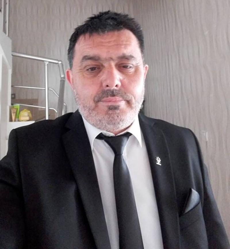 AK Parti'li Belediye Meclis üyesi istifa etti