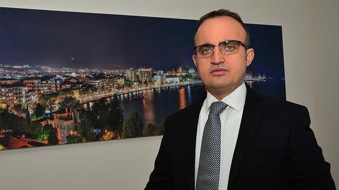AK Partili Bülent Turan: CHP her zamanki aklı karışık hali ortaya koyuyor