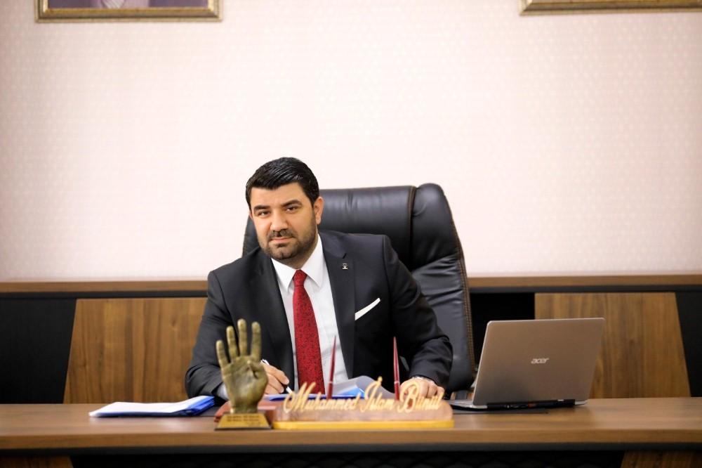 AK Parti'li Bünül: