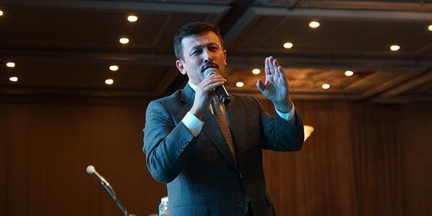 AK Partili Hamza Dağ'dan çok konuşulacak açıklama…