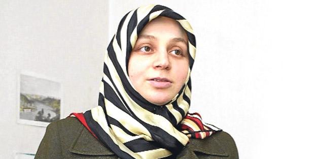 O kadına AKPM'de anlamlı görev