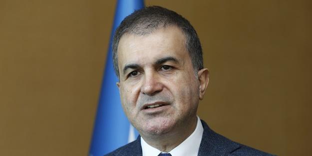 Ömer Çelik o ülkeye sert çıktı: Libya'da suç işlediniz!