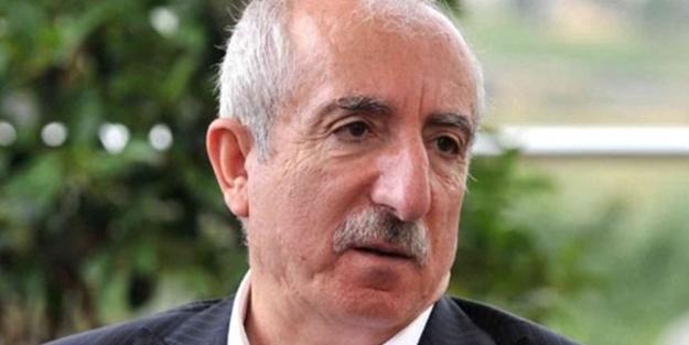 AK Partili Orhan Miroğlu: Kürtlerin bunu yapması tarihi bir hata olabilir