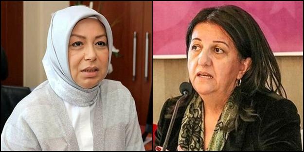AK Partili Öznur Çalık'tan çarpıcı açıklama: HDP'li Pervin Buldan tanımadığım bir numaradan beni aradı ve...