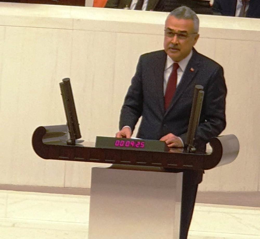 """AK Partili Savaş, """"Uluslararası rekabette daha güçlü ve daha hızlı büyüyen bir bankacılık sistemi istiyoruz"""""""