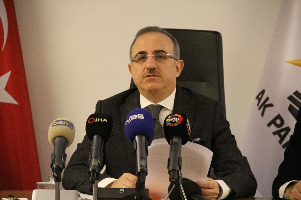 AK Parti'li Sürekli: 'İzmir 9 ayda 9 doğurdu'
