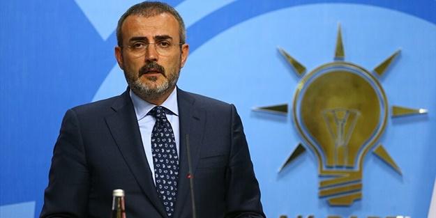 AK Partili Ünal'dan ekonomi açıklaması