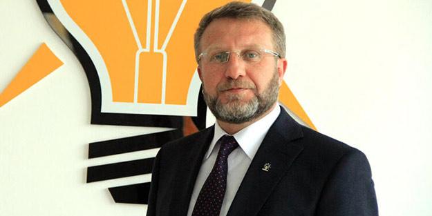 AK Partili vekil CHP'li ismin tehdidine cevabı yapıştırdı