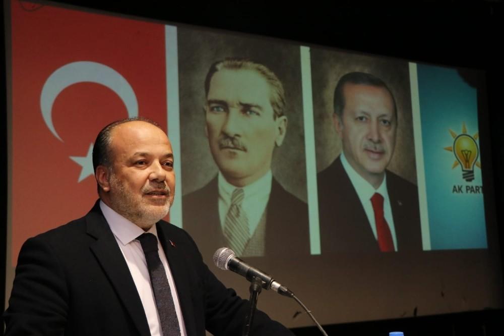 """AK Partili Yavuz; """"Şahlanan Türkiye, 2023 hedefine emin adımlarla yürümeye devam ediyor"""""""