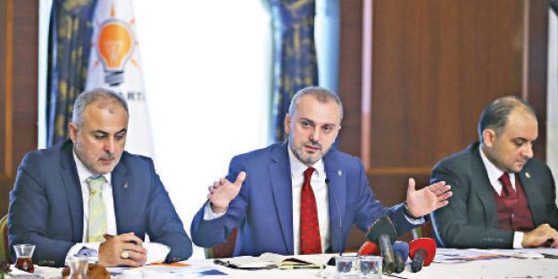 AK Parti'nin 7'nci kongre süreci başladı