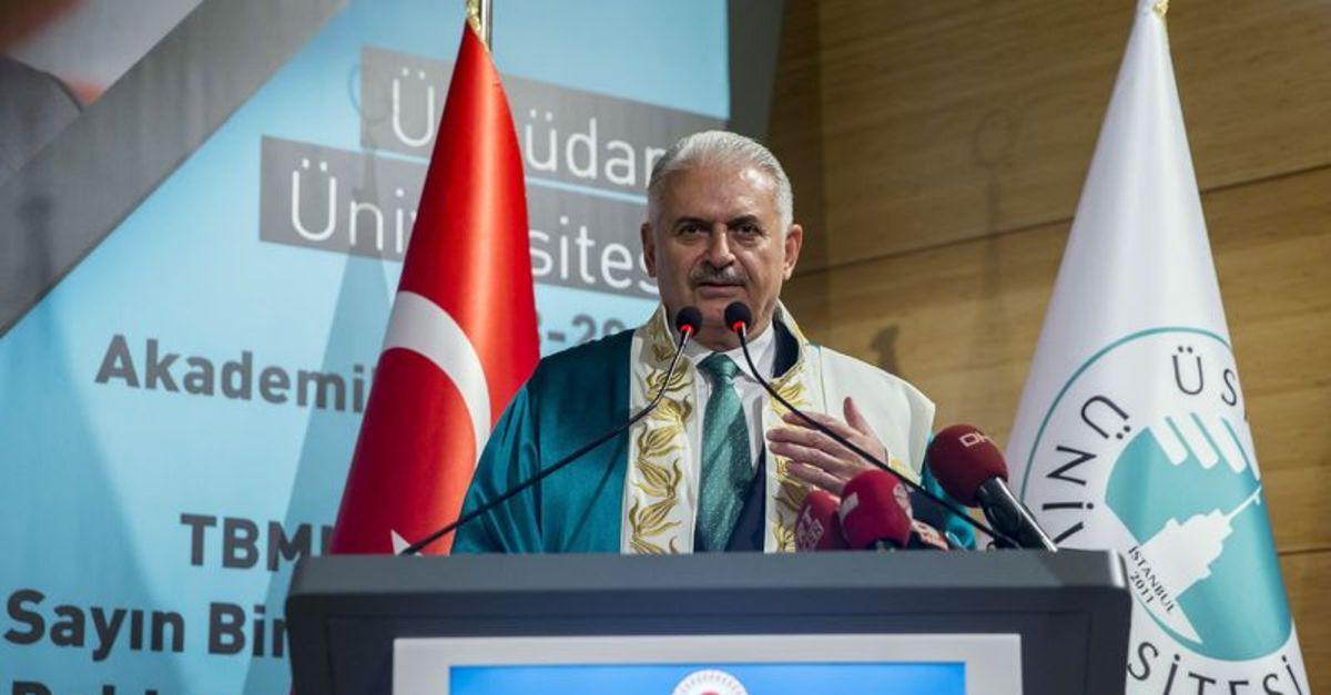 AK Parti'nin İstanbul adayı Yıldırım mı?