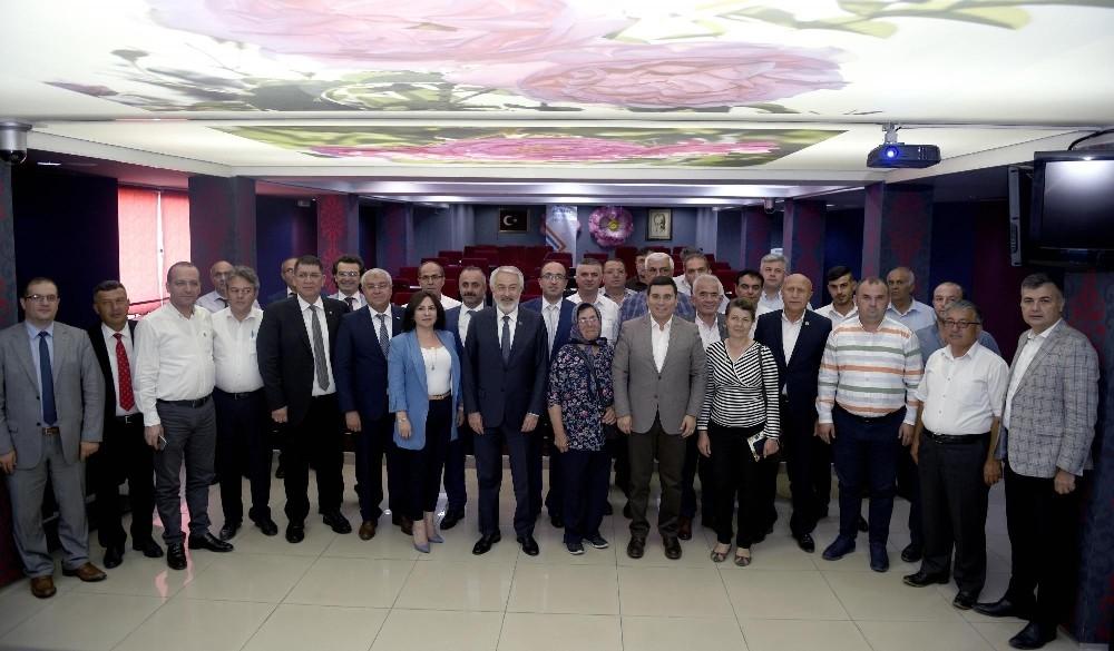 """AKBB Başkanı Tütüncü: """"Gücümüz birlik ve beraberliğimiz"""""""