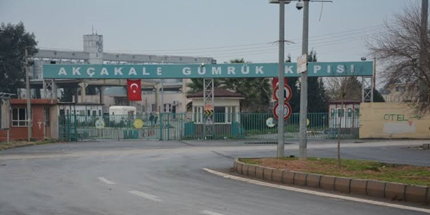 Akçakale - Tel Abyad gümrük kapısı 7 yıl sonra açılıyor