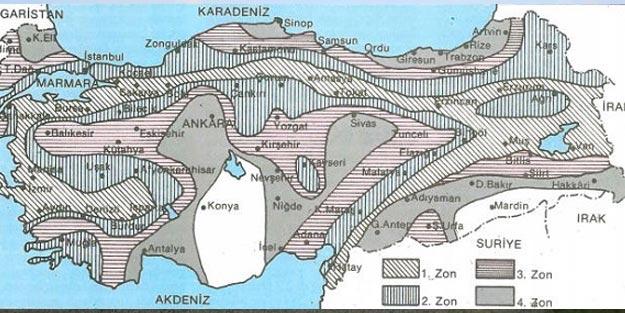 Akdeniz fay hattı nereden geçiyor? Oturduğum yerde fay hattı var mı?