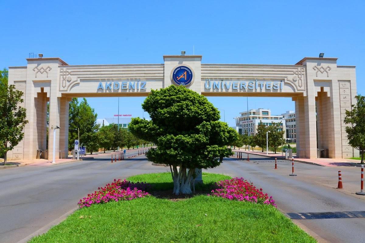 Akdeniz Üniversitesi akademik kadro alıyor