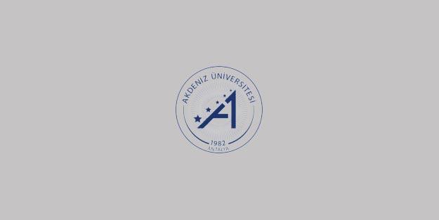 Akdeniz Üniversitesi akademik personel alım başvurusu